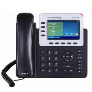 GXP2140   Grandstream 4 SIP Gigabit IP Phone